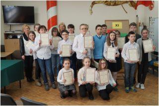 Międzyszkolny Konkurs Czytania Prozy