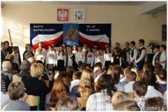 20 - lecie nadania imienia szkole