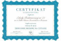 certyfikat_przerwa_na_czytanie
