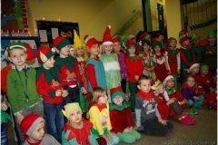Elfy w naszej szkole