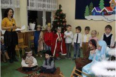 Jasełka w oddziałach przedszkolnych