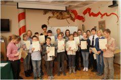 Międzyszkolny Konkurs Pięknego Czytania Prozy 2016