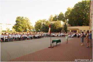 Uroczyste zakończenie roku szkolnego 2015/2016
