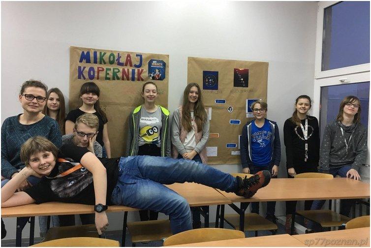 """Pierwszy etap konkursu """"Być Jak Ignacy"""""""