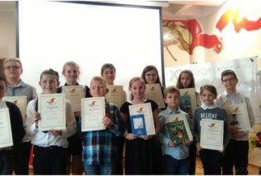 Międzyszkolny Konkurs Pięknego Czytania Prozy