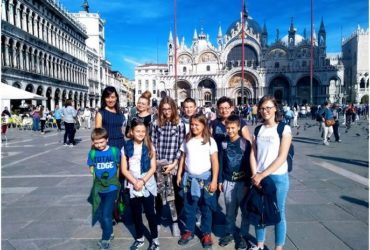 Erasmus+ Wizyta wszkole partnerskiej wSłowenii