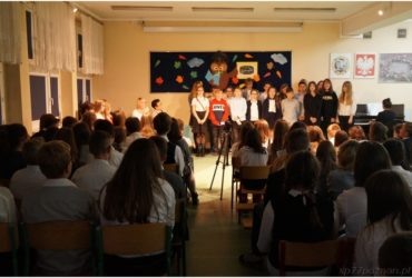 Konkurs Pieśni Patriotycznej klas IV-VII