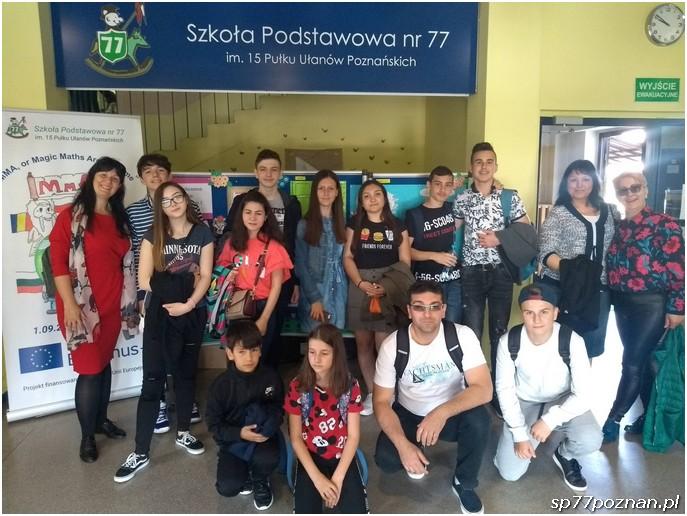 Goście zRumunii iBułgarii