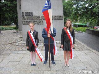 Warta Honorowa podpomnikiem Poznańskiego Czerwca 1956