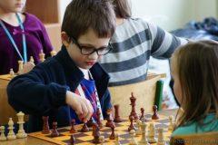 Zajęcia kółka szachowego