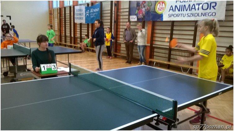 Łazarski Turniej Tenisa Stołowego