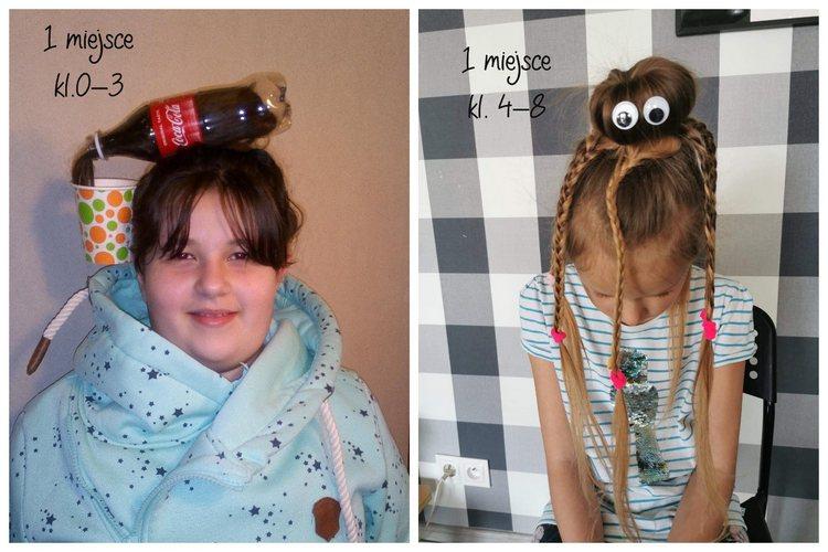 Konkurs szalonych fryzur