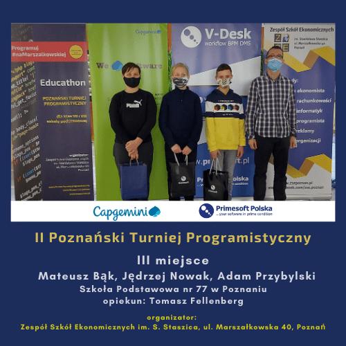 Poznański Turniej Programistyczny